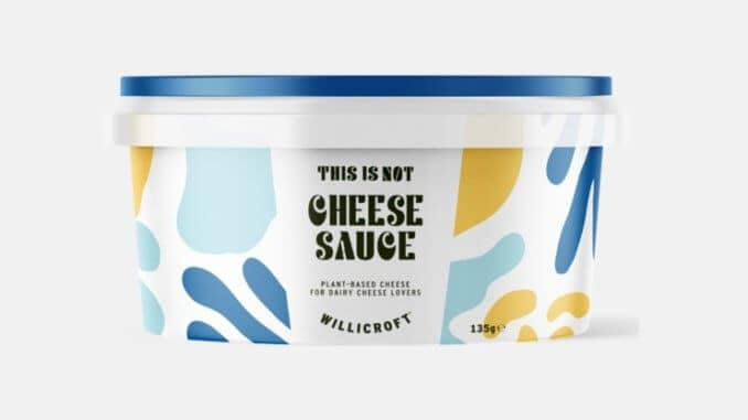 This is Not Cheese Sauce Willicroft