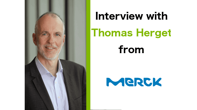 Thomas Herget Head Innovation Hub Silicon Valley at Merck Group