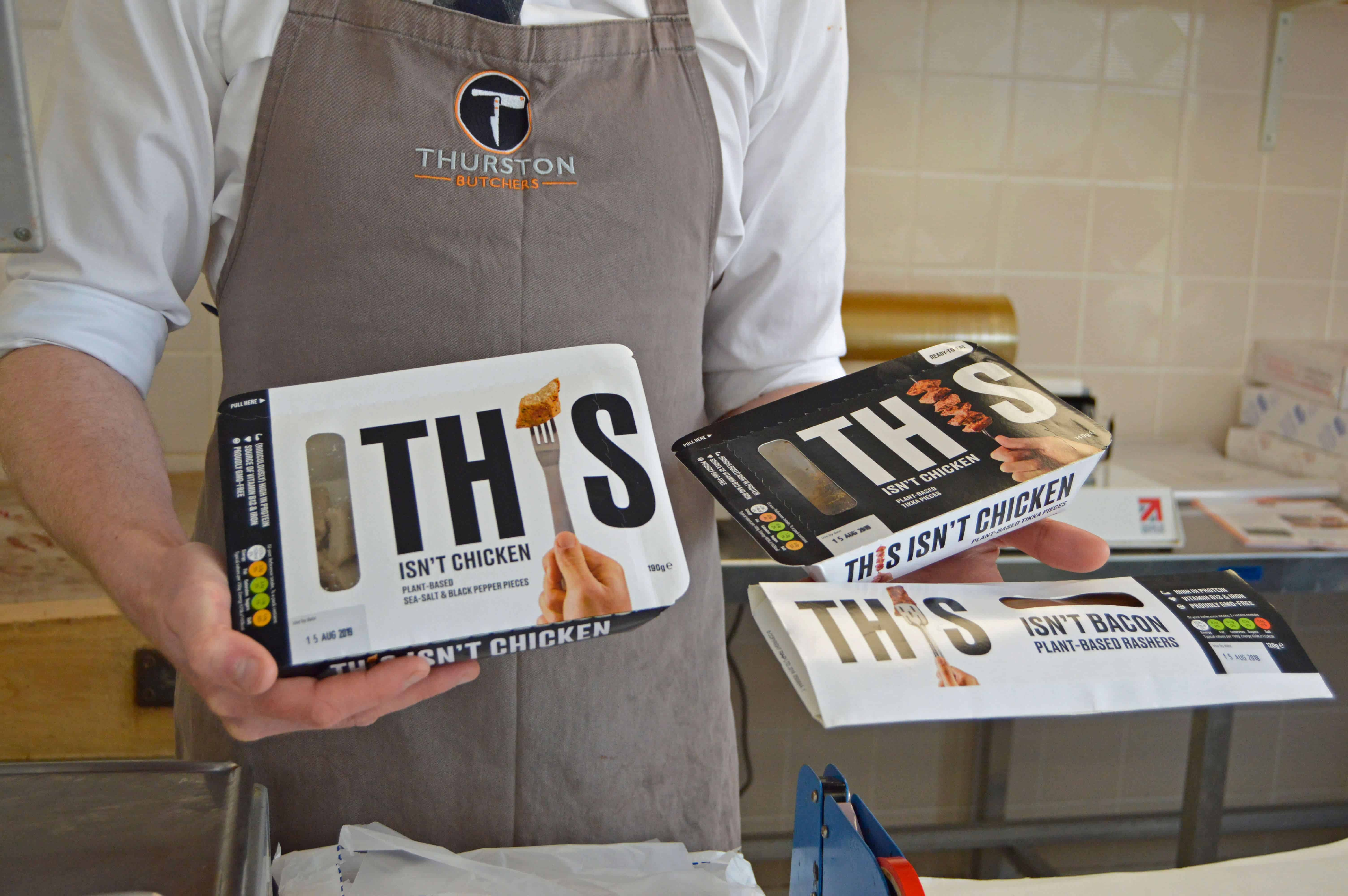 THIS / Thurstons Butchers