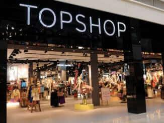 Topshop-logo-store