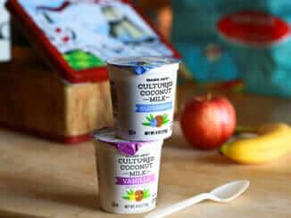 Trader Joe's yogurt