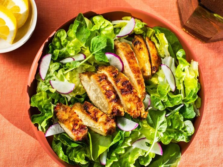 Chicken Salad UPSIDE