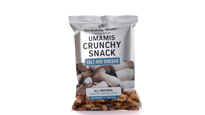 Umamis Crunch snack Salt n vinegar TMB