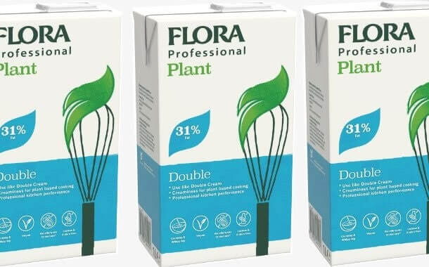 Upfield Flora cream