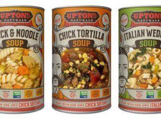 Uptons Naturals soups