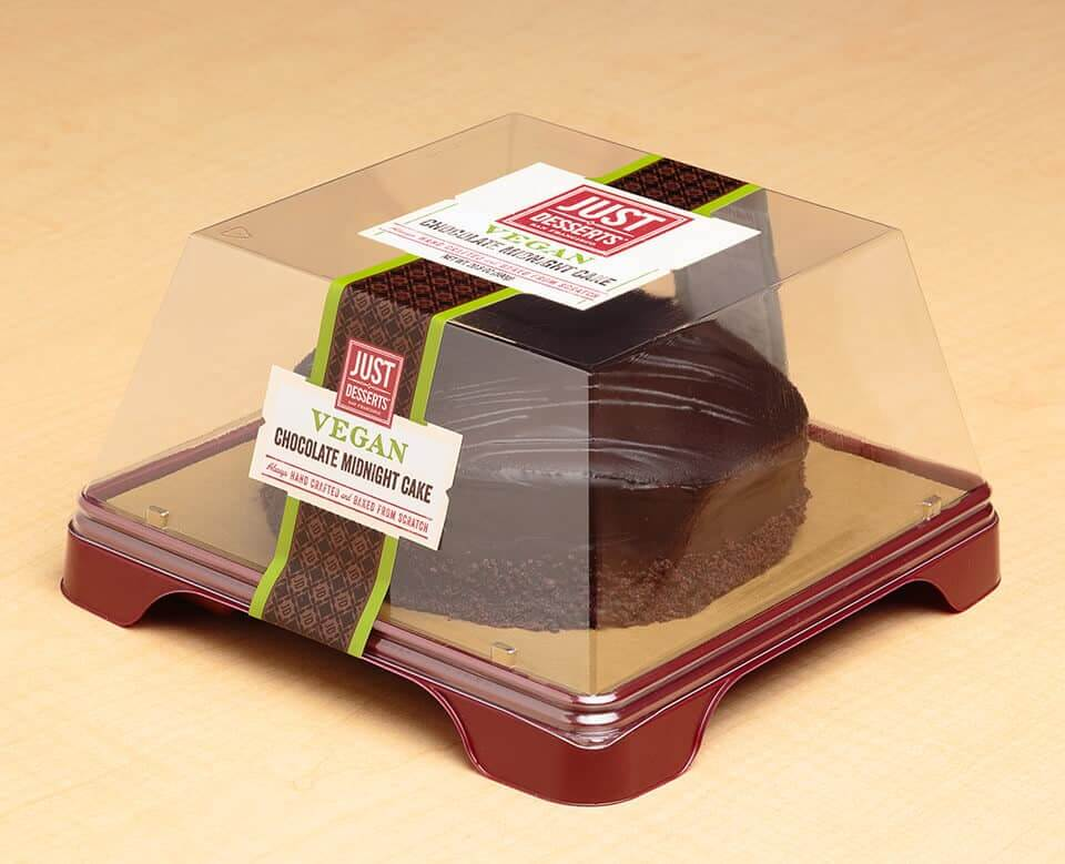 """Just Desserts Vegan Chocolate Cake Awarded """"Top Honors"""" in Baking Competition"""