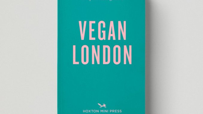 vegan london guide