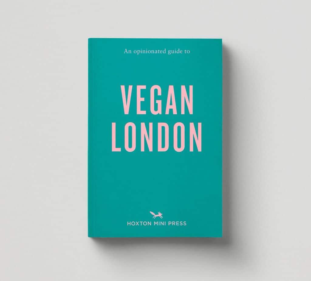 vegan london guide