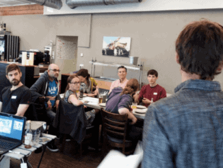 Meeting of the Vegan Entrepreneurs Network