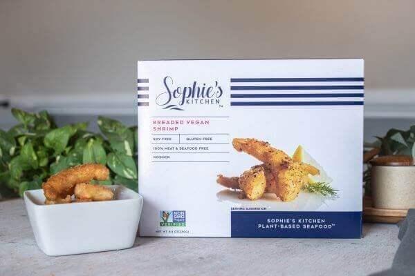 Vegan Shrimp Sophie's Kitchen