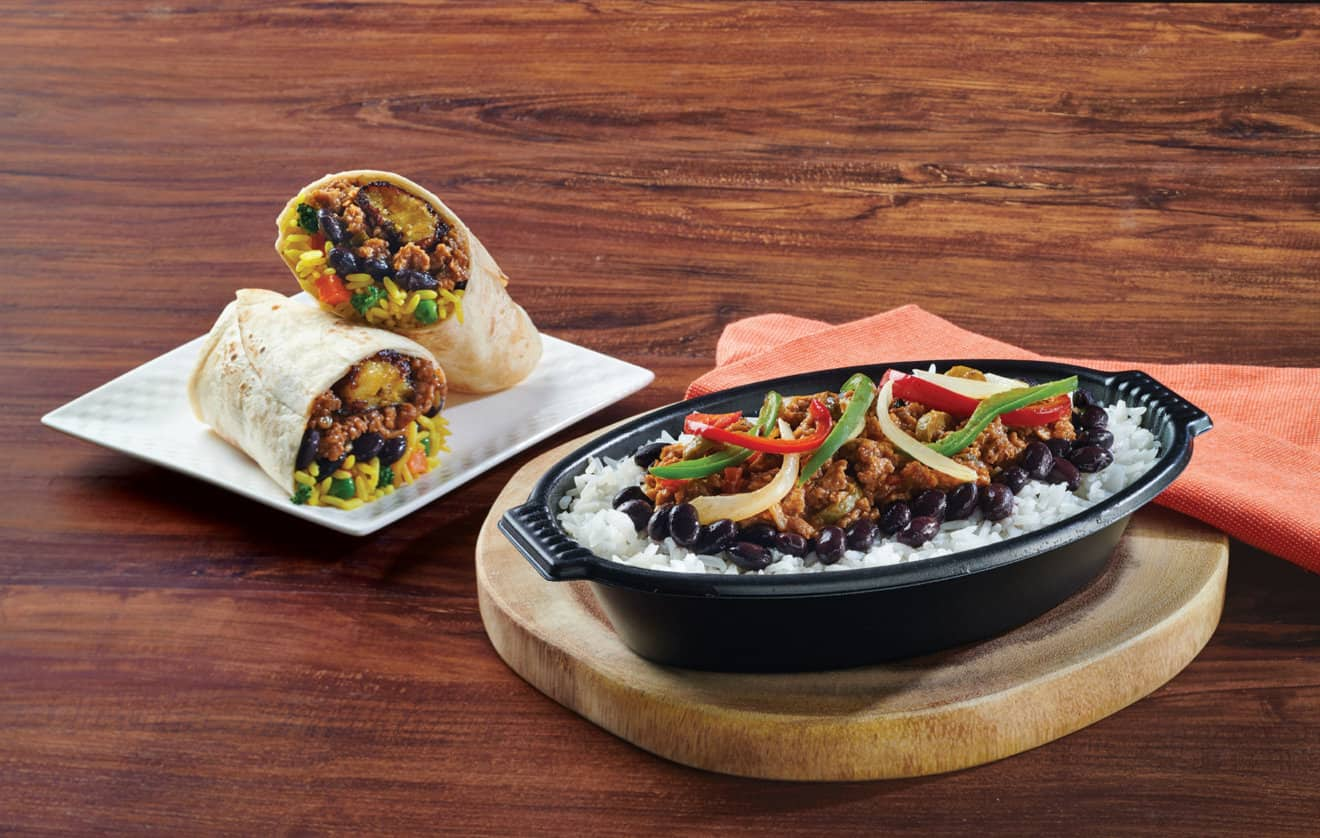 Pollo Tropical Beyond Meat