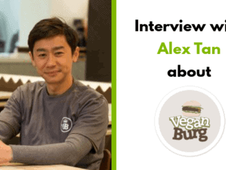 Alex Tan – Veganburg CEO & Founder