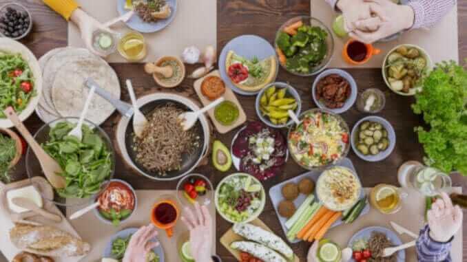 Report: Vegan market reaches $3.3 billion