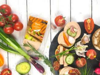 Veganz Aufschnitt