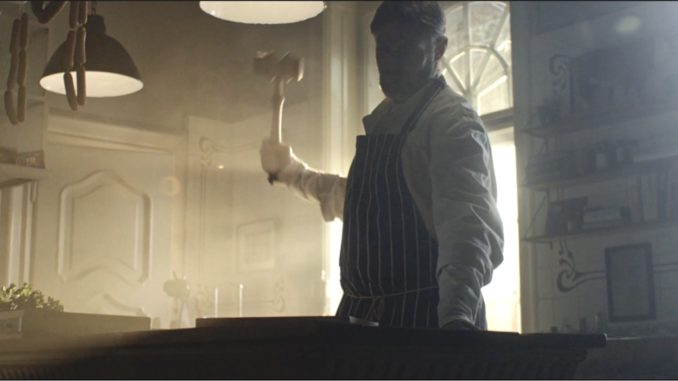 The Vegetarian Butcher ad campaign