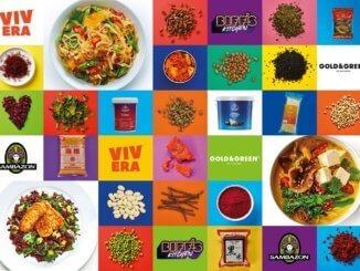Vegetarian Express brands