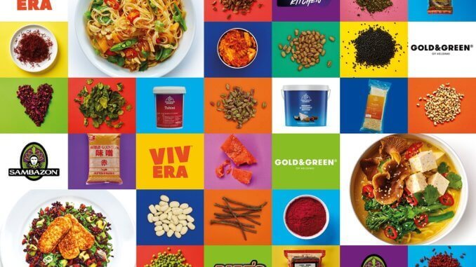 Vegetarian Express brands