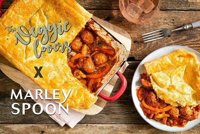 Veggie Lovers X Marley Spoon