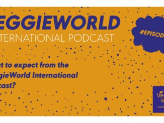 VeggieWorld International Podcast