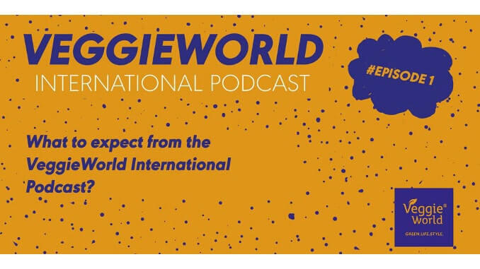 VeggieWorld International Podcast