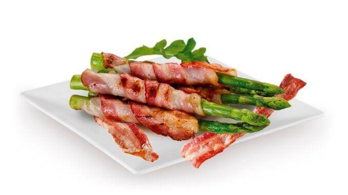 vegan bacon by Verano