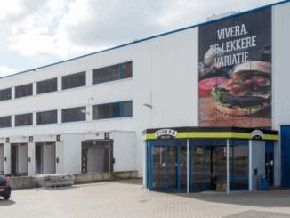 Die grüne Fabrik von Vivera veganen Fleischalternativen