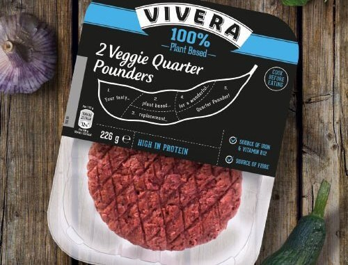 Vivera quarter pounder