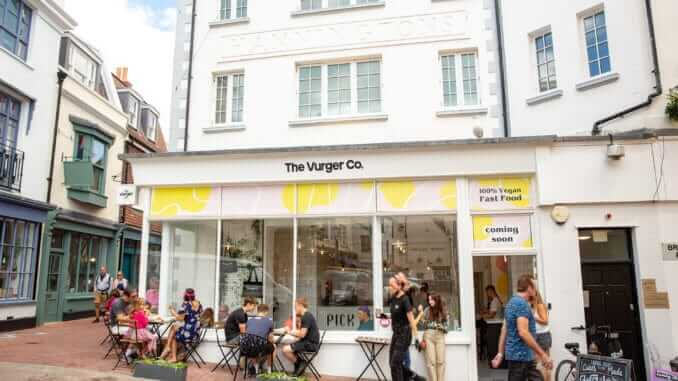 The rise of vegan restaurants in Brighton