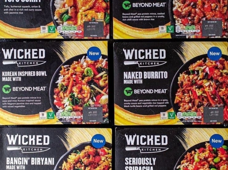 Wicked Kitchen Beyond Meat