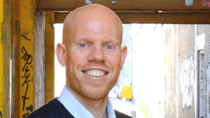 Willem Blom - Vegan invest & entrepreneur