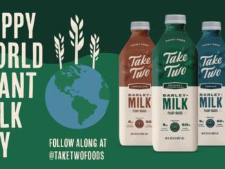 Take Two World Plant Milk Day