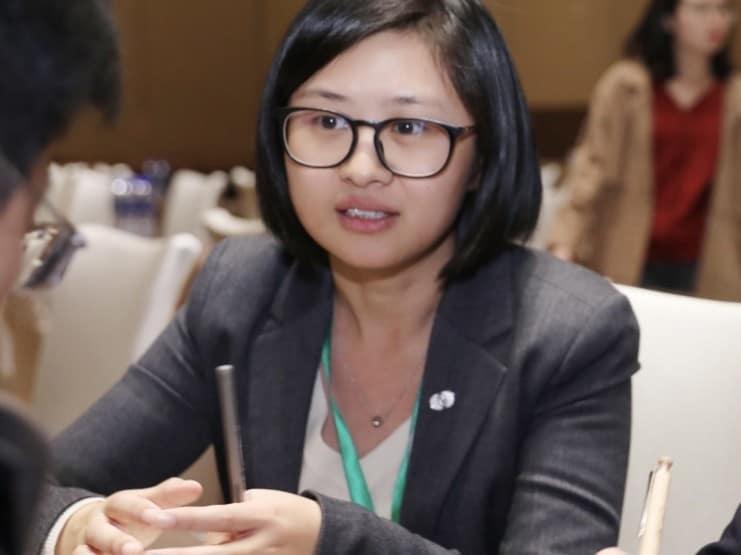 Xu Ying, Shanghai Protein.