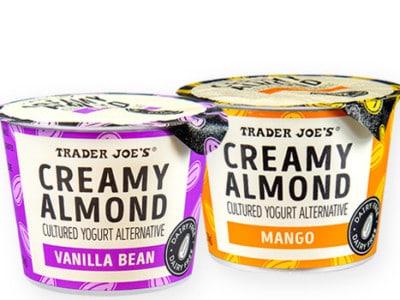 Trader Joes's has launched vegan ice cream and yogurt