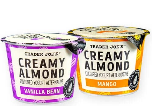 Trader Joes's has launched vegan ice cream and yogurt