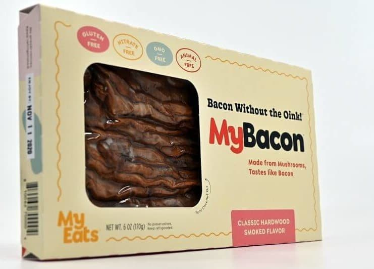 Atlast Food Co mushroom bacon