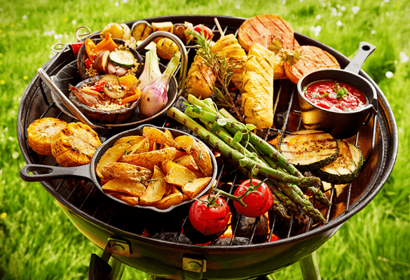 camptoo vegan barbecue study