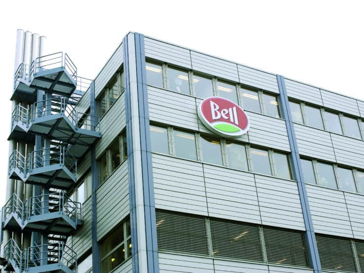 Bell Food Group has invested in Mosa Meat