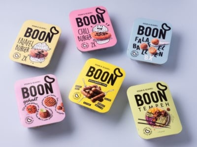 boon meat alternatives new packaging