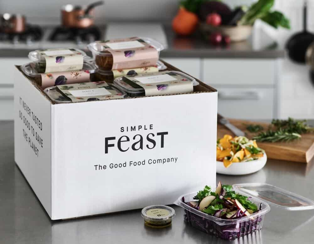 Simple Feast box