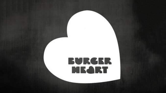 Burger Heart Logo