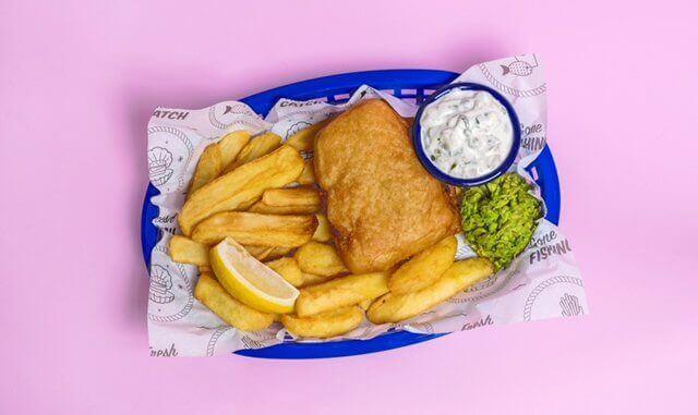 by chloe fish n chips