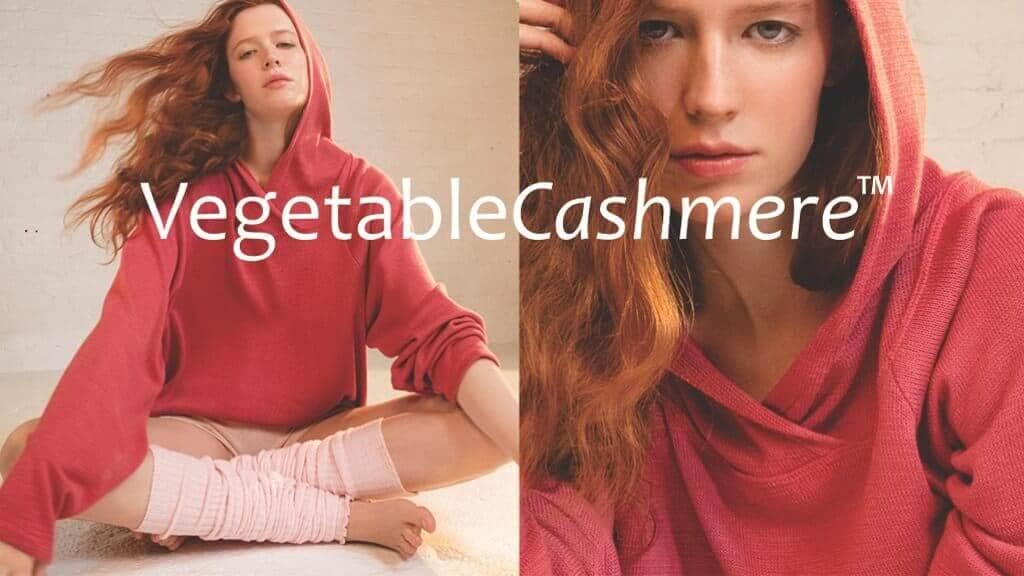 vegetable cashmere