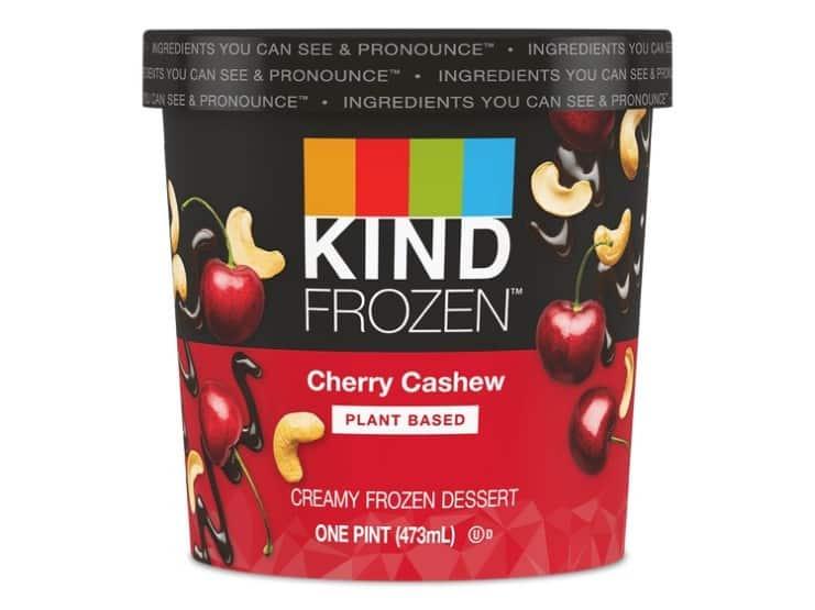 Cherry Cashew KIND frozen