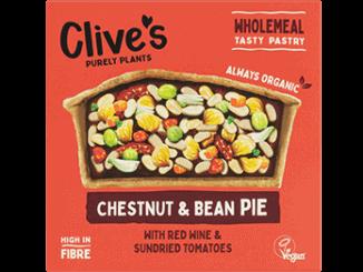 chestnut-bean Clives Pies