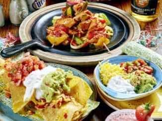 chiquito new menu