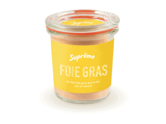 cruelty free fois gras by Suprême