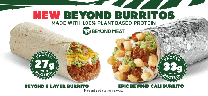 Del Taco / Beyond Meat