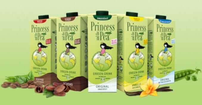 drinkstar gmbh princess pea