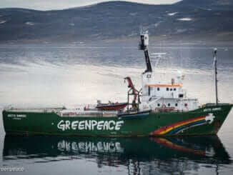Arctic Sunrise Greenpeace