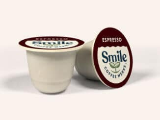 Smile Coffee Works Pods